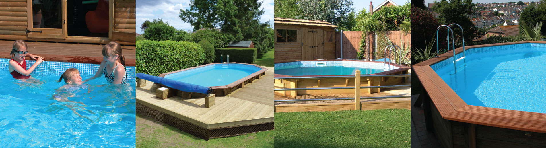 Quality Made Wooden Pool By Plastica
